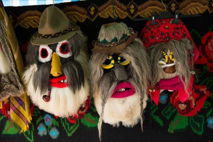 masque noel roumanie - blog eDreams