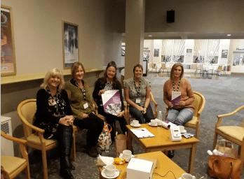 Gathering at AGM - image