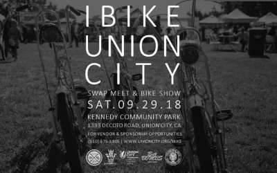 9/29/18 iBike Union City Bike Show & Swap Meet