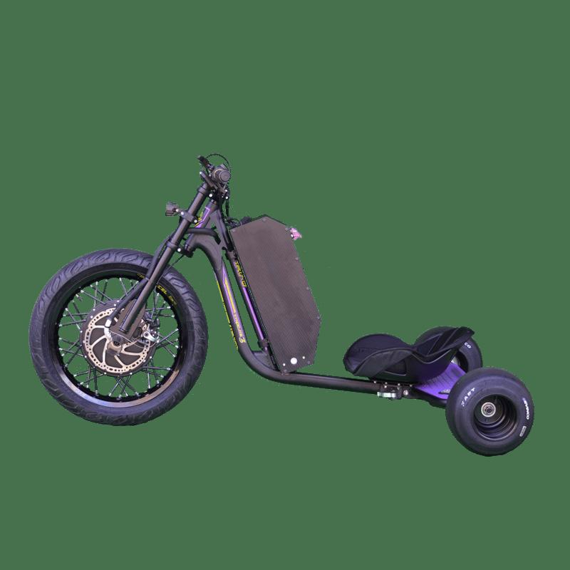 eDriftTrikes - High Power Electric Drift Trike Profile