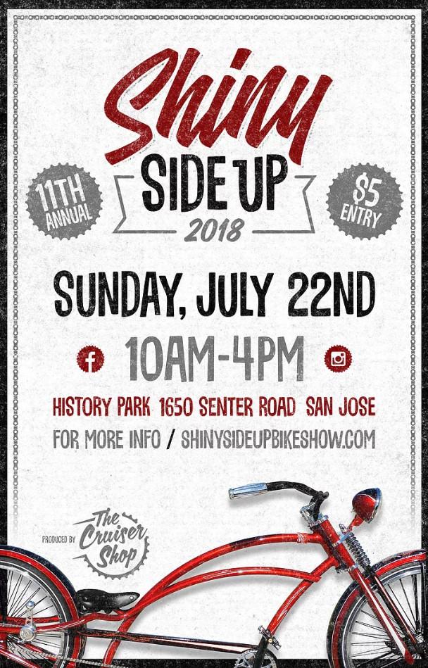Shiny Side Up Bike Show 2018