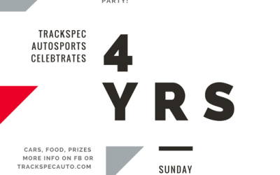 8/19/18 Trackspec Autosports 4 Year Anniversary Party