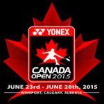 yonex Canada open 2015