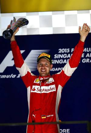 Singapore Grand Prix -2015