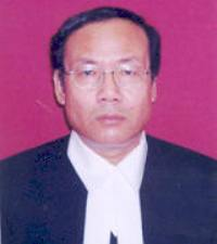 Justice Tinlianthang Vaiphei, has been appointed as acting Chief Justice of the Gauhati High Court.
