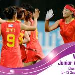 7th Women's Junior Asia Cup 2015