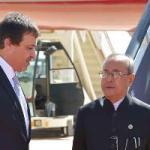 State Visit Of President To Jordan