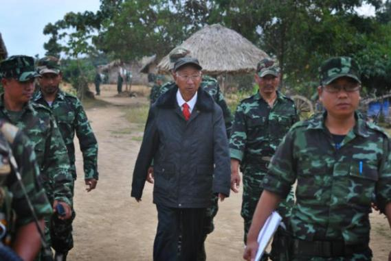 Government declares NSCN (K) as terrorist organization under UAPA