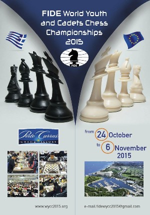 World Youth & Cadets Chess Championships 2015