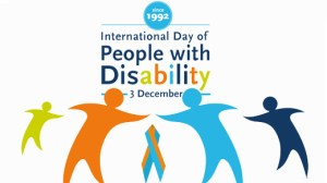 Image result for अंतरराष्ट्रीय विकलांग दिवस