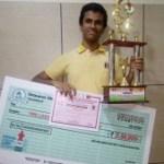 Karthikeyan Murali Is The New National Champion
