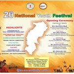 The 20th National Youth Festival started