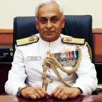 Vice Admiral Sunil Lanba will be the next Chief of Naval Staff