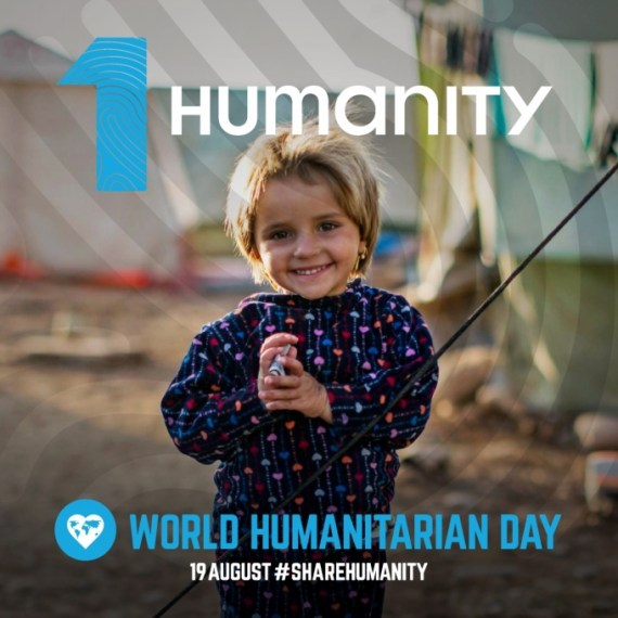 World Humanitarian Day 2016