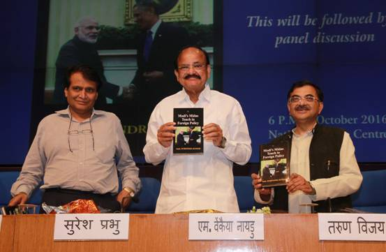 Book Titled Modi S Midas Touch In Foreign Policy Released Free