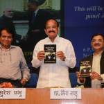 "Shri Venkaiah Naidu releases book titled ""Modi's Midas Touch in Foreign Policy"""