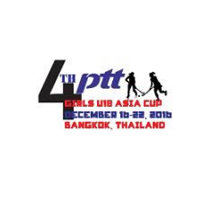 4th Girls U18 Asia Cup 2016