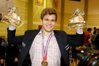 Magnus Carlsen is World Chess Champion 2016