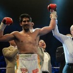 Vijender Singh retains his WBO Asia Pacific super middleweight title