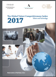 2017 GLOBAL TALENT COMPETITIVENESS INDEX