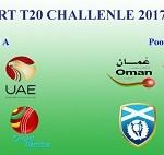 ICC Desert T20 Challenge 2017