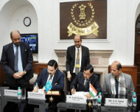 India and Kazakhstan sign Protocol to Amend DTAC