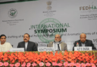 International Symposium on Medicinal and Aromatic Plants of India