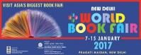 New Delhi World Book fair 2017