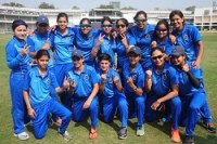 Senior Women's T20 Plate league 2016-17
