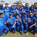 Senior Women's T20 Plate league 2016-17