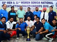 The 69th men's and the 32nd women's senior National weightlifting championship