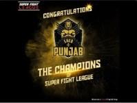 Super Fight League 2017