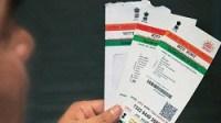 UIDAI shutdown fraud sites offering Aadhaar services