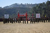 11th Indo - Nepal Joint Exercise