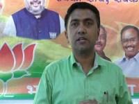 Pramod Sawant elected Speaker of Goa Assembly