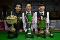 1st Asian Snooker (WOMEN) Championships 2017