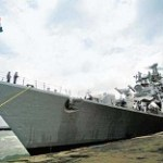 Joint Indian-French naval exercise 'Varuna' begins