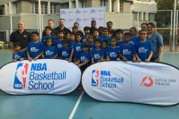 NBA's first Basketball School