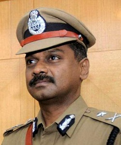 A.K.Viswanathan is Chennai's new Police Commissioner