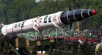 Agni-II ballistic missile successfully test-fired