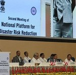 Second meeting of National Platform for Disaster Risk Reduction