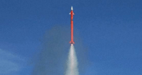 Spyder surface-to-air missile test fired