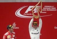 Valtteri Bottas wins Austrian Grand Prix 2017