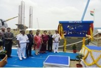 Reliance Defence launches first two Navy ships