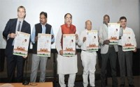 Dr Mahendra Nath Pandey launches Indian National Anthem video in sign language