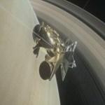 NASA's Cassini on final five orbits around Saturn