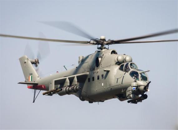 7 killed as IAF chopper crashes in Arunachal
