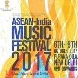 ASEAN India Music Festival at Purana Qila, New Delhi