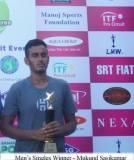 ITF India F9 Futures 2017