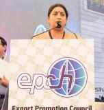 Union Textiles Minister inaugurates IHGF - Delhi Fair Autumn 2017